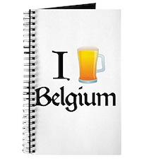 I Love Belgium (beer) Journal