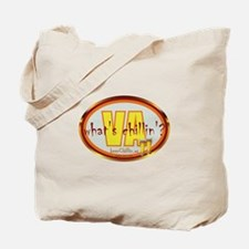 Funny Texas bbq Tote Bag
