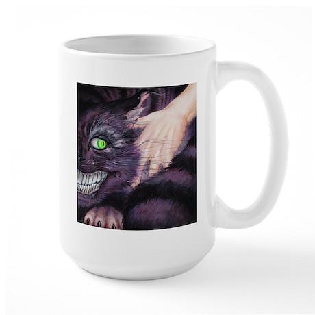 Cheshire Cat Large Mug