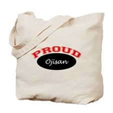 Proud Ojisan Tote Bag