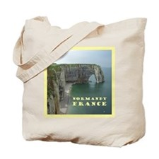 Normandy France Tote Bag