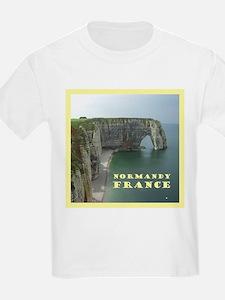 Normandy France T-Shirt