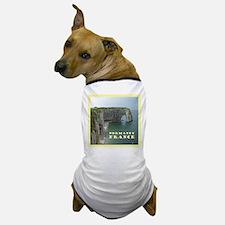 Normandy France Dog T-Shirt
