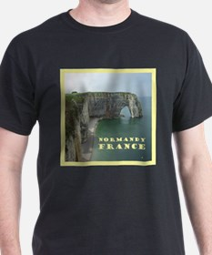 Normandy France T-Shirt