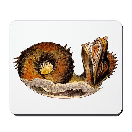Leviathan Mousepad