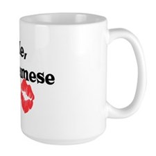 Kiss Me, I'm Vietnamese Mug