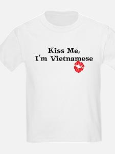 Kiss Me, I'm Vietnamese T-Shirt