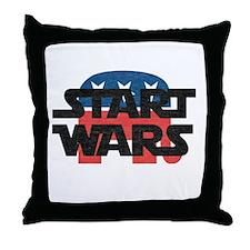 Start Wars Throw Pillow