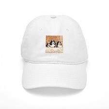 English Springer Pups 2 Baseball Cap