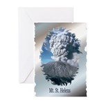 Mt. St. Helens Greeting Cards (Pk of 10)