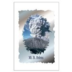 Mt. St. Helens Large Poster