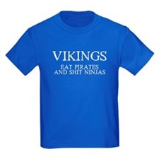 Vikings Eat Pirates T