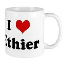 I Love Ethier Mug