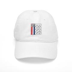 302 boss RWB Baseball Cap