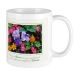 Colorful Flower Pot Mug