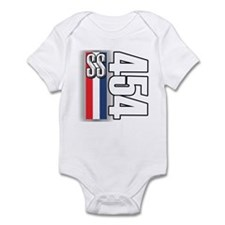 454 SS RWB Infant Bodysuit