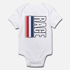 Race RWB Infant Bodysuit