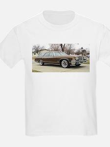 1972 Pontiac Grand Safari T-Shirt