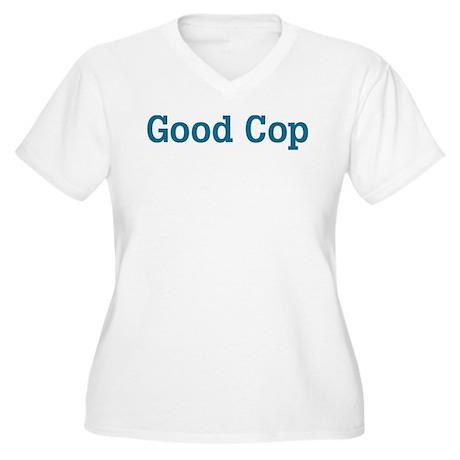 One shirt Women's Plus Size V-Neck T-Shirt