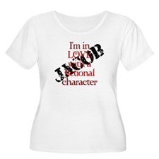 In love fictional character Jacob Plus Size Tee
