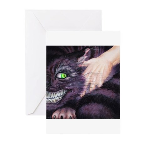Cheshire Cat Greeting Cards (Pk of 10)