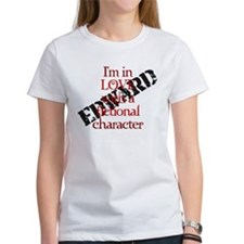 In love fictional character Edward Women's Tee