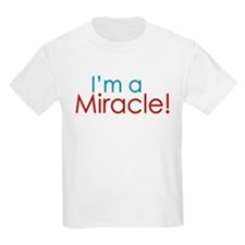 I'm a Miracle (Baby) T-Shirt