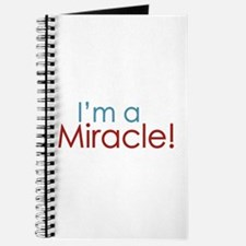 I'm a Miracle (Baby) Journal