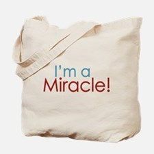 I'm a Miracle (Baby) Tote Bag