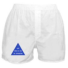 I love Paris Boxer Shorts