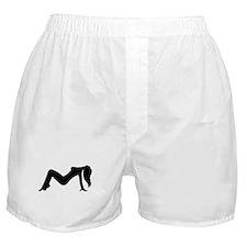 Sexy Girl Boxer Shorts