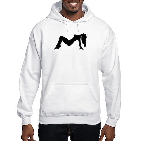 Sexy Girl Hooded Sweatshirt