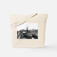 Cute Naval academy Tote Bag
