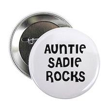"""AUNTIE SADIE ROCKS 2.25"""" Button (10 pack)"""