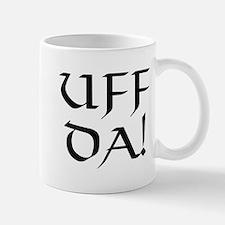 Uff Da! Small Small Mug