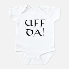 Uff Da! Infant Bodysuit
