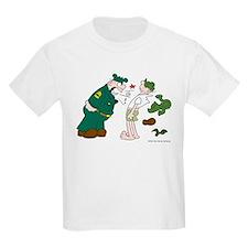 Sarge Yelling Kids Light T-Shirt