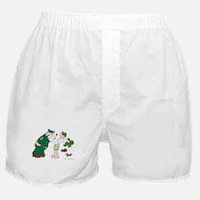 Sarge Yelling Boxer Shorts