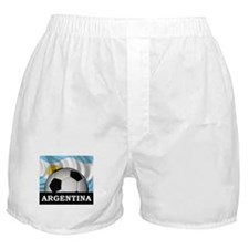 Football Argentina Boxer Shorts