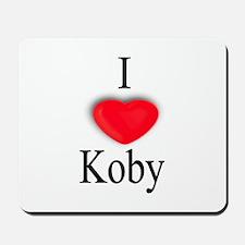 Koby Mousepad