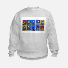 Simon's Zoo Party! Sweatshirt
