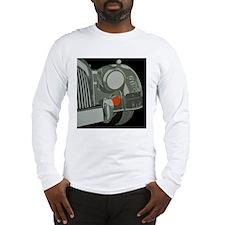 Morgan Plus 4 close up Long Sleeve T-Shirt