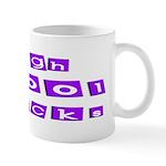 High School Rocks Mug