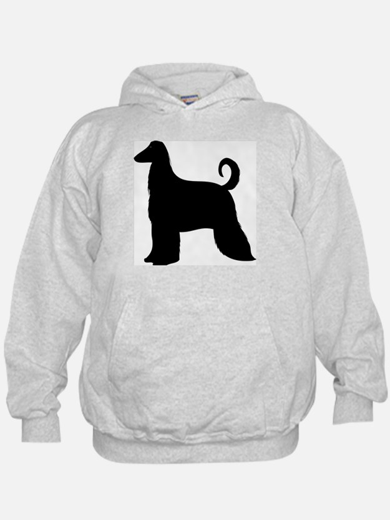 Cute Afghan hound Hoodie