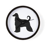 Afghan hound Basic Clocks