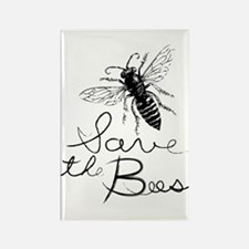 Cute Bee all you can bee Rectangle Magnet (10 pack)