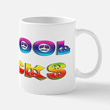 School Rocks Mug