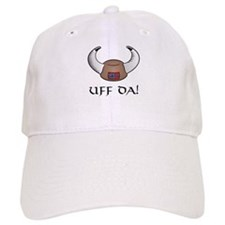 Uff Da! Viking Hat Baseball Cap