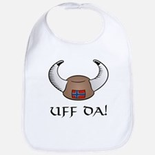 Uff Da! Viking Hat Bib
