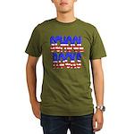 School Rocks Organic Men's T-Shirt (dark)